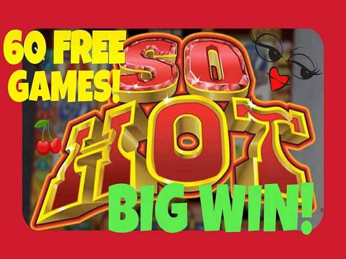 Play Free So Hot Slots